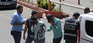 Kendisini polis ve savcı olarak tanıtan dolandırıcılar tutuklandı