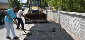 Kartepe'de asfalt çalışmaları sürüyor