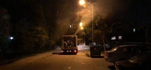 Kocaeli'de sivrisinekle mücadele sürüyor