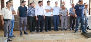 Serinhisar'da 13 kişiye kurban kesim kursu verildi