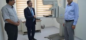 Besni ilçesine yeni mamografi cihazı alındı