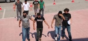 Barlar Sokağına uyuşturucu baskını Uyuşturucu ticareti yapanlar yakalandı