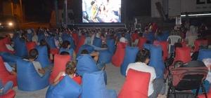 Güzelhisar'da sinema keyfi