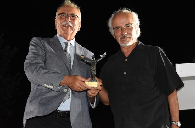 Homeros Ödülü Prof. Dr. Haluk Şahin'in oldu