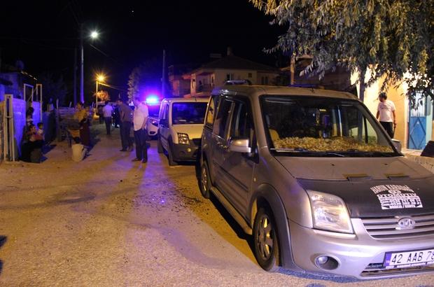 Karaman'da iki aile arasında çıkan silahlı kavgada: 3 kişi yaralandı