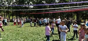 Yaz Kur-an Kursu öğrencileri piknik yaptı