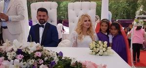 Aşiret düğününde gelini altına boğdular