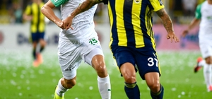 Kadroda düşünülmüyordu, Kadıköy'de ilk 11'de sahaya çıktı