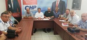CHP'de seçim kritiği