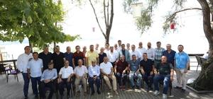 Başkan Alemdar, Düşünce ve Dayanışma Platformu'nun misafiri oldu