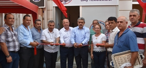 Başkan Alıcık Belediye-İş Sendikası Nazilli Temsilciliği'nin açılışına katıldı