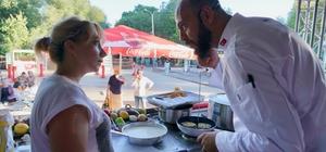 Uşak'ın yetenekli aşçıları, Rusya'da ilgi odağı oldu