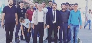 Develi'de Alpaslan Türkeş Tabelaları Yenilendi