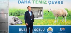 Adana'da kurbanlık satış ve kesim yerleri belirlendi Adana Büyükşehir'den ücretsiz kurban kesim hizmeti