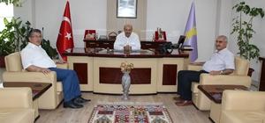 Konya Birlik Başkanı Baybağan'dan, ESOB Başkanı Konak'a ziyaret