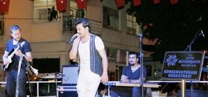 Büyükşehir Belediyesinin yaz konserleri devam ediyor