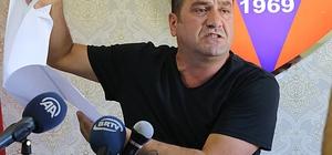 """Aytekin: """"Vergi ve SSK borcumuz 13 milyon 210 bin lira"""" Kardemir Karabükspor Kulüp Başkanı Mehmet Aytekin: """"14 bin lira ile kasayı aldık ve 50 günde takımı bırakıp gitmedim"""" """"Lisans çıkaramadığımızdan U21 ile sahaya çıktığımız çocuklar hepimizin onurunu, gururunu kurtardılar"""""""