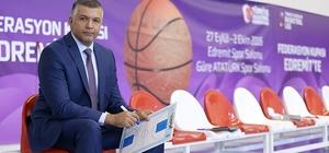 Adana Basketbol'un yeni baş antrenörü Olcay Orak oldu