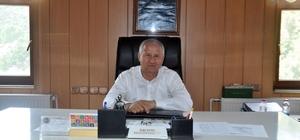 """Başkan Çaylı : """"Yenice'nin belediye başkanı olmaya devam edeceğiz"""""""