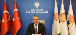 """AK Parti İl Başkanı Salman: """"Hainler, karşısında milletimizi bulacak"""""""