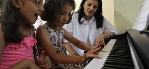 Şemdinli'de çocuklara ve gençlere yönelik kurs