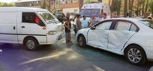Milas'ta kontrolsüz çıkış kazaya neden oldu