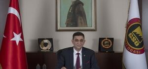 """GSO'dan dövizin artışına tepki GSO Yönetim Burulu Başkanı Adnan Ünverdi: """"Türkiye büyük bir ülkedir ve kendi kaderini çizebilecek güce sahiptir"""""""