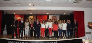 CHP Marmaris İlçe Başkanı Tolga Akbay oldu
