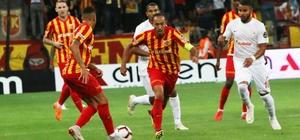 Spor Toto Süper Lig: Kayserispor: 2 - Antalyaspor: 0 (Maç sonucu)