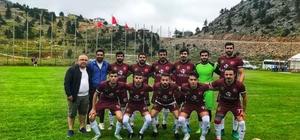 Kızıldağ'da 8 takım çeyrek finale çıktı Çeyrek finale Gildirlispor, Çukur Çömelekspor, Torunsolaklıspor, Kuşçusofuluspor, Çatalanspor, Yağıbasanspor,2M Hacımusalıspor ve Topalakspor yükseldi.