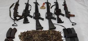 Tunceli'de vatandaş ihbar etti, 5 terörist etkisiz hale getirildi
