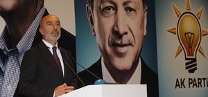 """Angı: """"Türkiye'nin kaderi ile AK Parti'nin kaderi bir"""""""