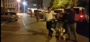 20 yıl 8 ay cezası bulunan cezaevi firarisi Gebze'de yakalandı Adliyeye sevk edilen şahıs tutuklandı