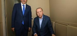 """Belediye Başkanı Seçen, """"AK Parti milletiyle omuz omuza hedefine yürüyecek"""""""
