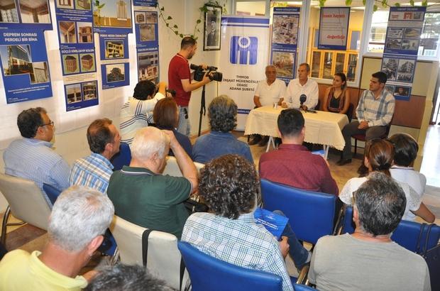 """Turanbayburt: """"Deprem gerçeğini unutmadık, unutmayacağız"""" """"Deprem güvenliği bakımından 1999 yılından daha iyi durumda değiliz"""""""