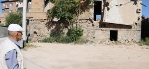 SİT alanındaki tarihi evler tehlike saçıyor Vatandaşlar yıkılmak üzere olan evlerin altında kalmaktan korkuyor