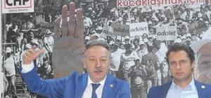"""CHP'li vekil: """"İhaleler süratle Türk lirasına dönüştürülmelidir"""""""