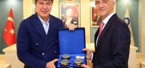 Sırbistan'dan Antalya'ya turist desteği sözü İki ülke arasındaki ilişkiler ele alındı
