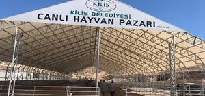 Kurbanda hayvan pazarı açık olacak