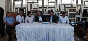 Ereğli'de yeni sanayi sitesi için istişare toplantısı yapıldı
