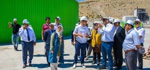 Iraklılar entegre çevre projesini örnek alıyor