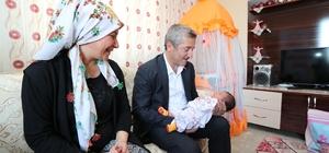 Şahinbey Belediyesi 100 bine yakın bebeğe hoş geldin dedi
