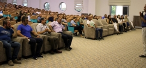 Kardelen Koleji'nde sınav kurs bilgilendirme toplantısı yapıldı