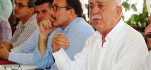 Başkan Seyfi Dingil projelerini ve çalışmalarını anlattı İskenderun Belediye Başkanı Seyfi Dingil, tekrar aday olacağını açıkladı