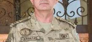 Van Jandarma Asayiş Kolordu'da nöbet değişimi