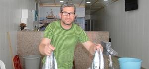 Sinop'ta palamutlar tezgahlardaki yerini aldı