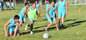 Kocasinan'da mahalleler arası futbol turnuvası düzenlendi