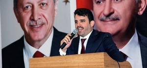 AK Parti Kdz. Ereğli ilçe yönetimi açıklandı