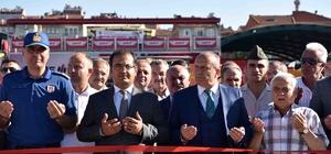 Taşköprü'de 10. Tarım Fuarı'nın açılışı yapıldı