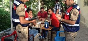Elazığ'da aranan 63 şahıs yakalandı